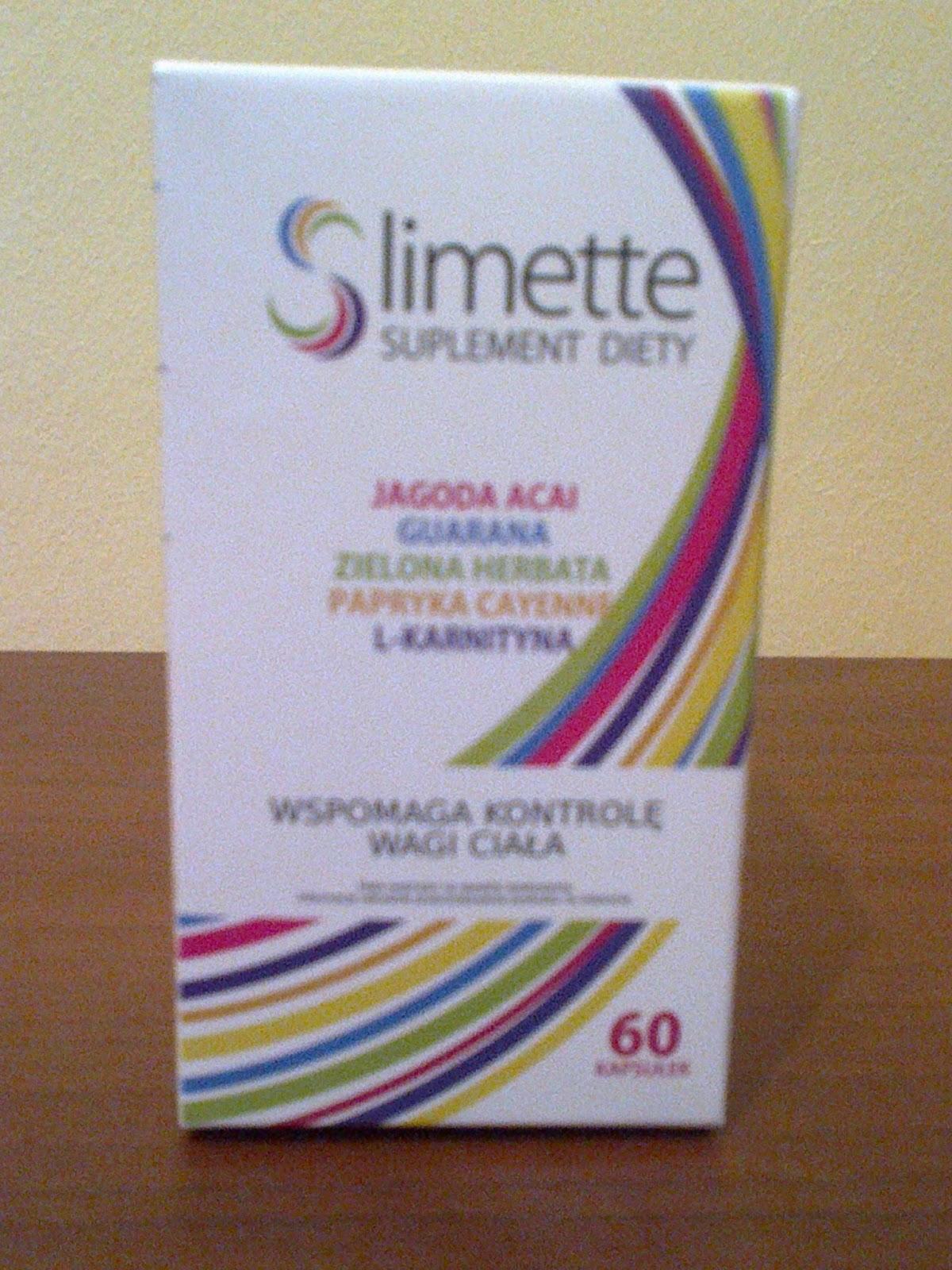 Slimette – suplement diety wspomagający kontrolę wagi ciała