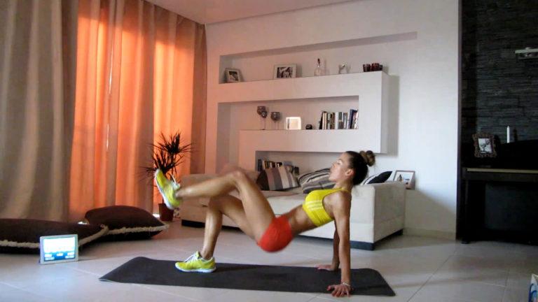 Domowy trening Ewy Chodakowskiej