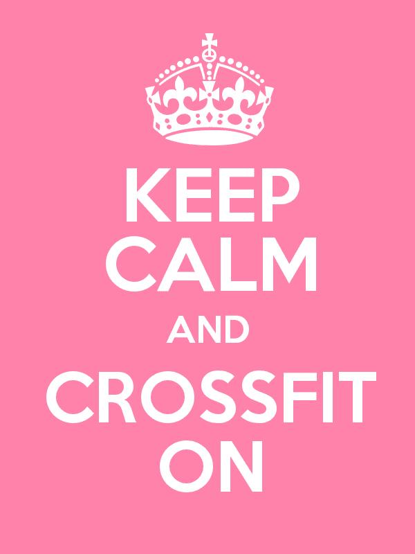 Crossfit po raz pierwszy