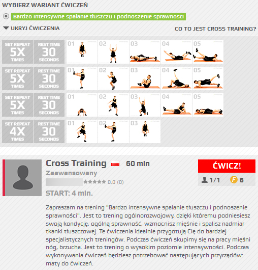 Cross Training @FitWithMe