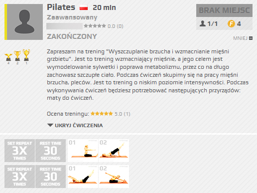 Pilates @FitWithMe