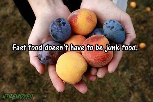 Zdrowe dania fast food