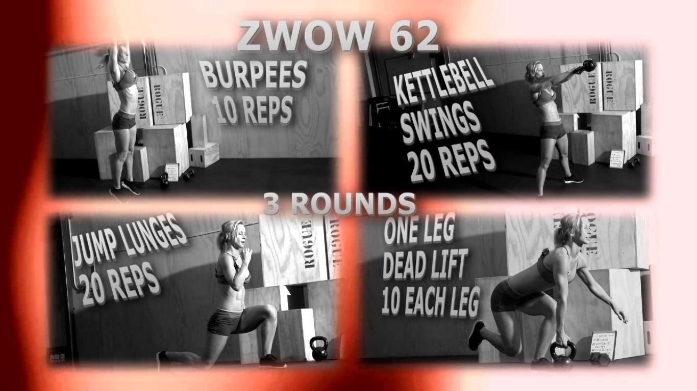 Zuzka's Butt Month: ZWOW #62