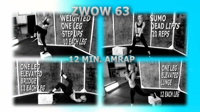 ZWOW #63 AMRAP