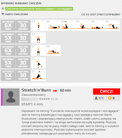 Stretch'n'Burn @ FitWIthMe