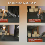 ZWOW #55 AMRAP - Six Pack Abs Workout