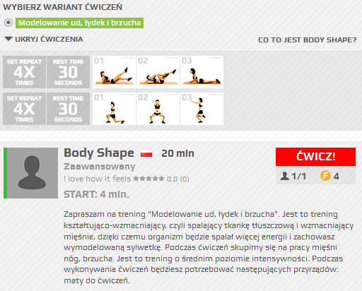 Body Shape @ FitWithMe