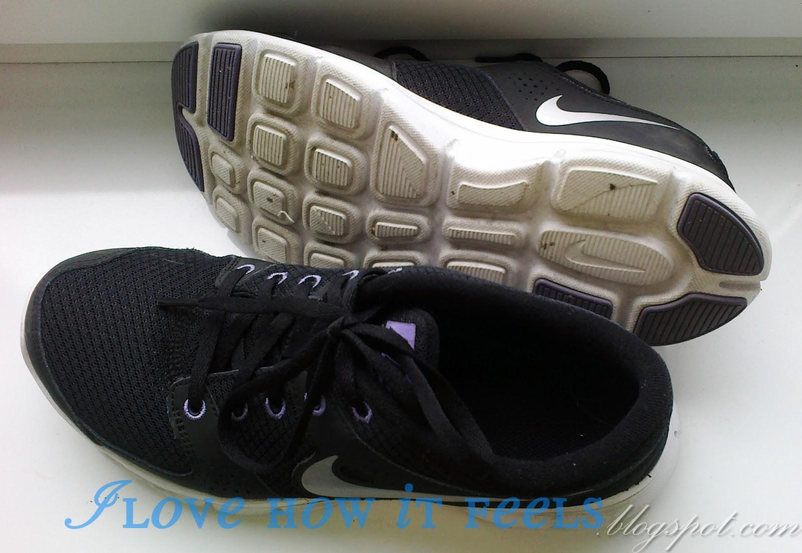 Nike Flex Experience RN – moja opinia