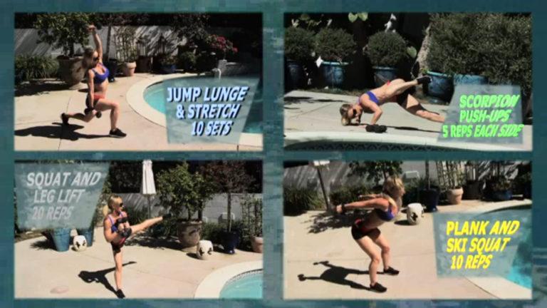 ZWOW #68 AMRAP – Hot 12 Minute Workout