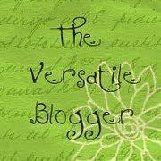 The Versatile Blogger – 7 faktów o mnie