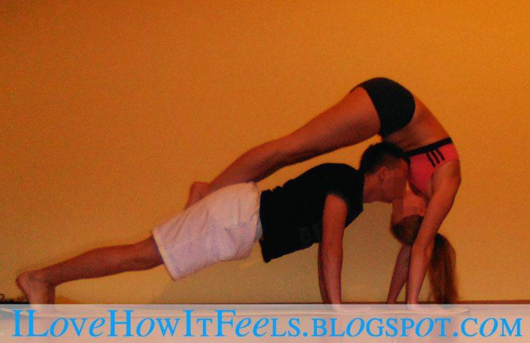 Inspiracja: trening dla dwojga