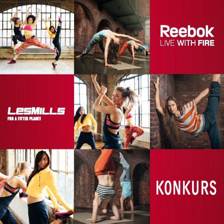 Konkurs Reebok & Les Mills