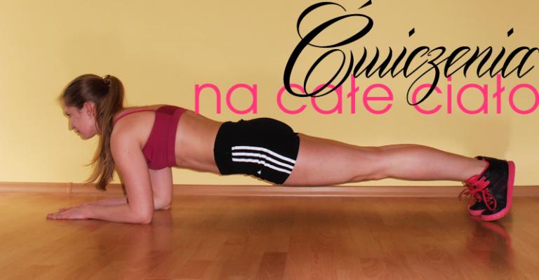 Ćwiczenia  na całe ciało – gify