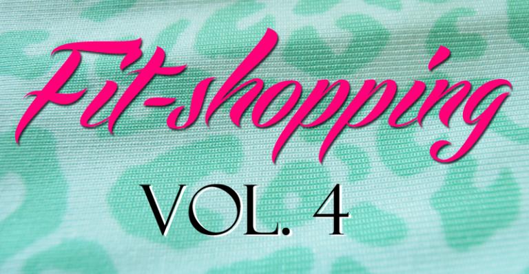 Fit-shopping vol. 4
