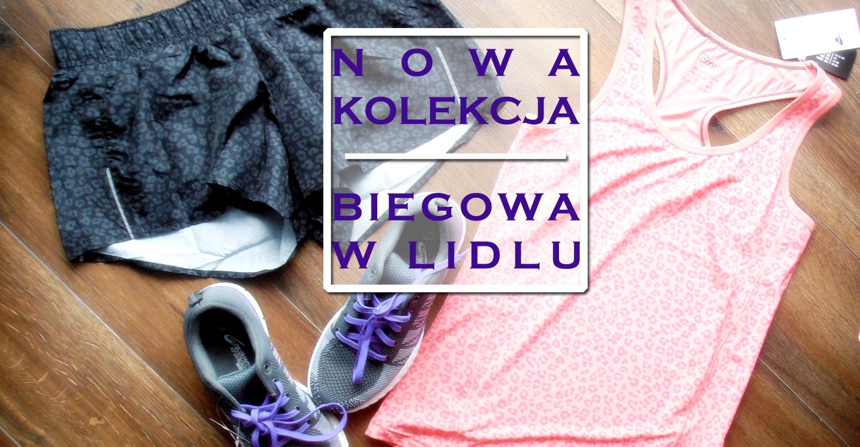 Nowa kolekcja biegowa w Lidlu