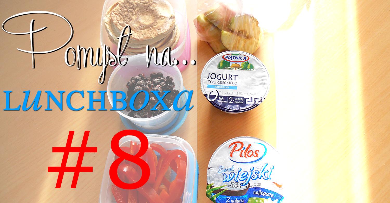 Pomysł na… lunchboxa #8