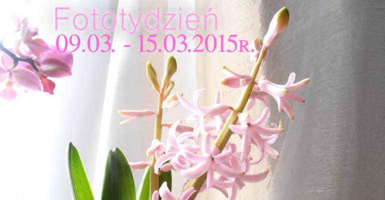 Fototydzień 09.03. – 15.03.2015r.