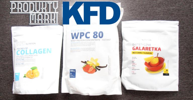 Produkty marki KFD
