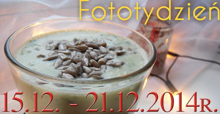 Fototydzień 15.12. – 21.12.2014r.