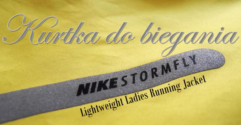 Kurtka do biegania Nike Storm Fly Lightweight Ladies Running Jacket