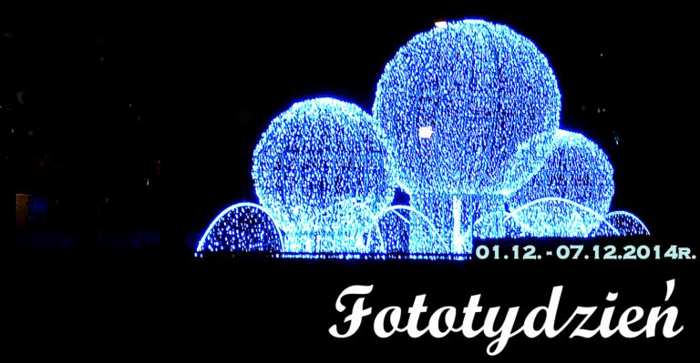 Fototydzień 01.12. – 07.12.2014r.