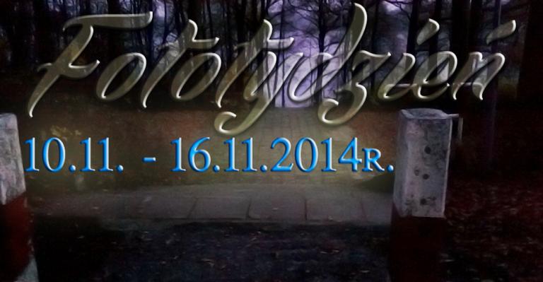Fototydzień 10.11. – 16.11.2014r.