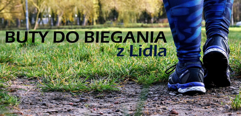 Buty do biegania z Lidla – moja opinia