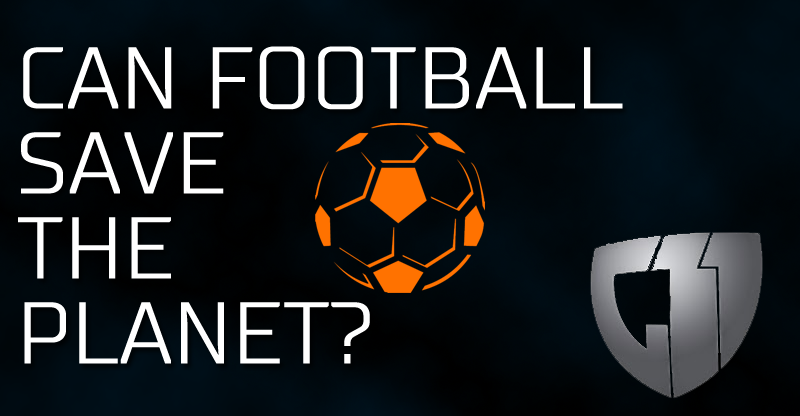 Can football save the planet?