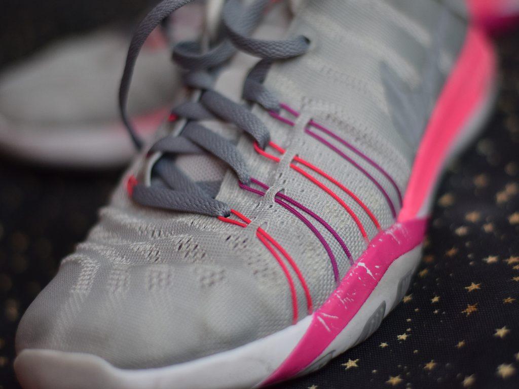 Damskie buty na trening