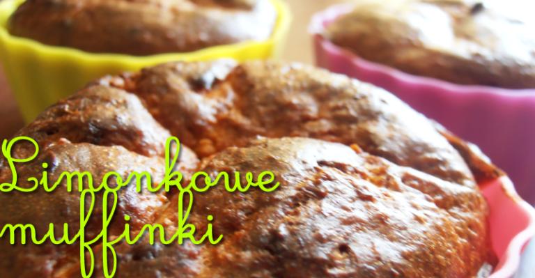 Limonkowe muffinki