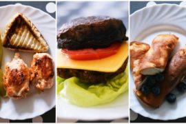 propozycje posiłków na ketozie