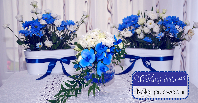 Wedding bells #1: Kolor przewodni
