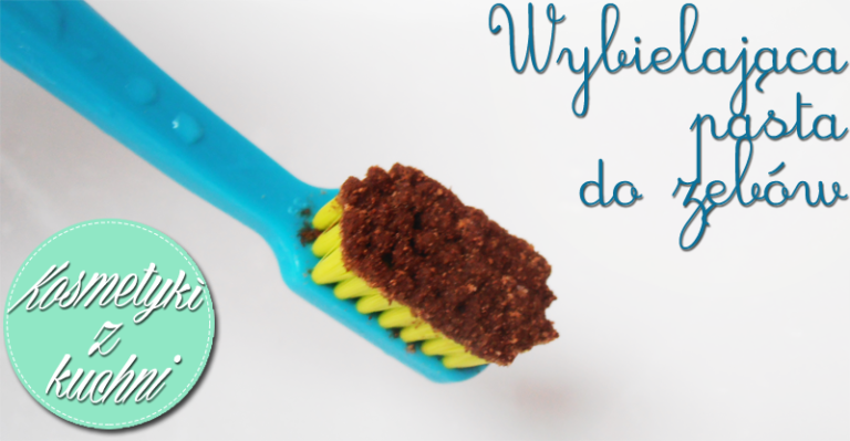 KzK: Wybielająca pasta do zębów
