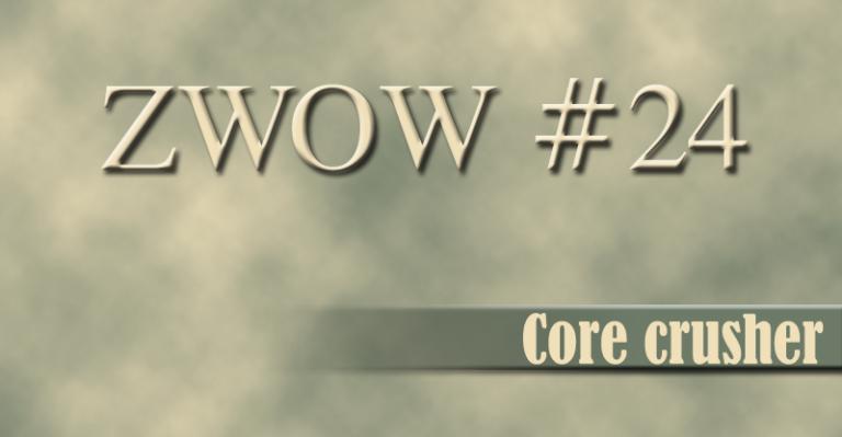 ZWOW #24 AMRAP – Core Crusher
