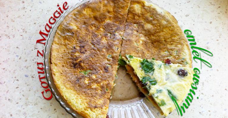 Gotuj z Maggie: Omlet owsiany [Film]