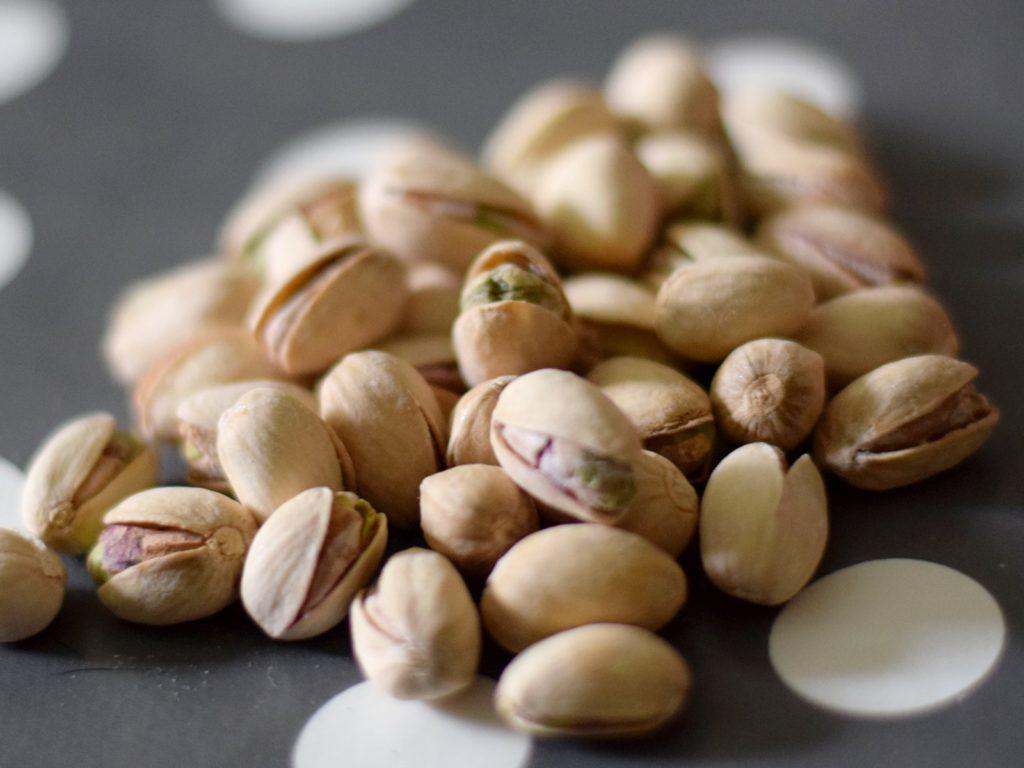 Ketoza dieta ketgeniczna pistacje