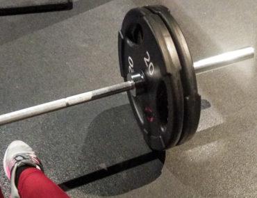 Obciążenie w treningu siłowym